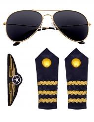 Kit accesorios piloto de línea adulto