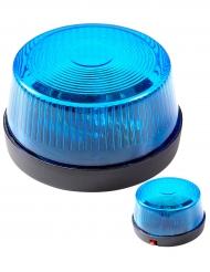 Sirena de socorro azul 7 x 4 cm
