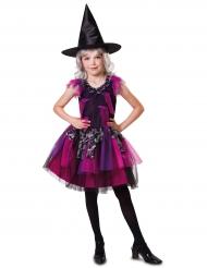 Disfraz bruja fashion niña Halloween