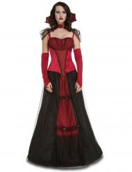 Disfraz miss vampiresa mujer Halloween