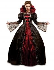 Dsifraz vampiro barroco lujo mujer Halloween