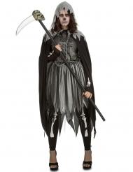 Disfraz segador gótico mujer Halloween