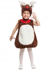Disfraz reno para niño Navidad