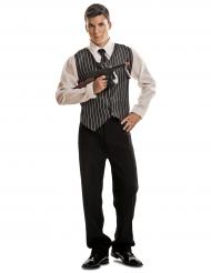 Disfraz gánster años 20 hombre