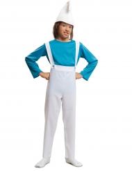 Disfraz pingüino azul niño