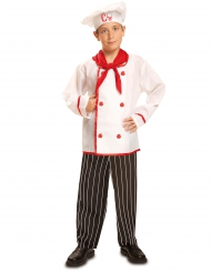 Disfraz cocinero niño