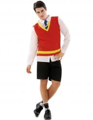 Disfraz de colegialo hombre