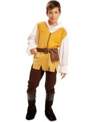 Disfraz tavernero medieval niño