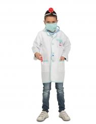Disfraz cirujano con accesorios niño