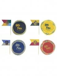 Paquete de 100 decoraciones para cupcakes Harry Potter™