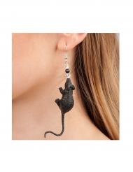 Aretes ratones adulto