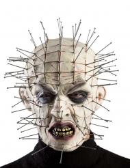 Máscara monstruo con agujas adulto Halloween