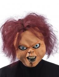 Máscara muñeco terrorífico adulto Halloween