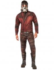 Disfraz con máscara Star-lord™Los guardianes de la galaxia 2™adultos