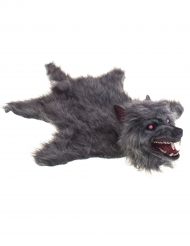 Tapete luminoso y sonoro piel de lobo 75 x 50 cm