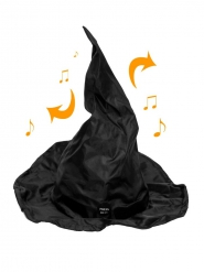 Sombrero cantante y bailarín 40 cm Halloween