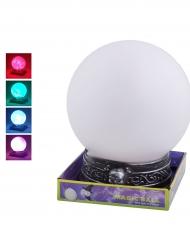 bola luminosa y sonora 20 cm