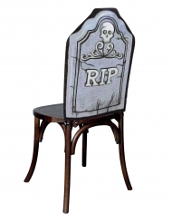 Funda de silla RIP 48 x 61 cm Halloween