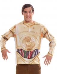 Camiseta C-3PO Star Wars™ adulto