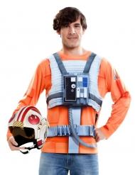 Camiseta Luke Skywalker Star Wars™ para adulto