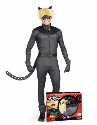 Disfraz Chat noir Miraculous™ adulto