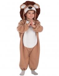 Disfraz bebé león