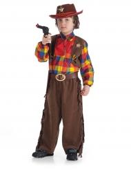 Disfraz sheriff niño