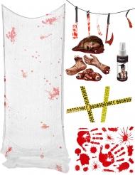 Kit sangriento estándar Halloween