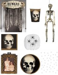 Kit básico esqueletos Halloween