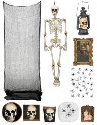 Kit casa encantada Premium Halloween