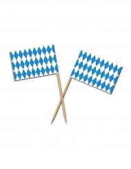 50 Palillos de madera Oktoberfest