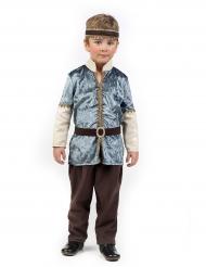 Disfraz príncipe medieval niño