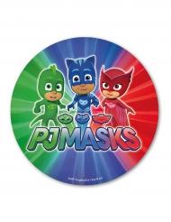 Disco ácimo PJ Masks™ 20 cm