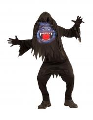 Disfraz gorila cabeza grande adolescente Halloween