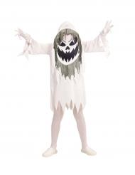 Disfraz fantasma demoniaco cabeza grande adolescente Halloween