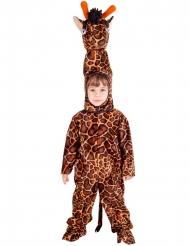 Disfraz jirafa niño