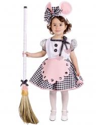 Disfraz ratita niña