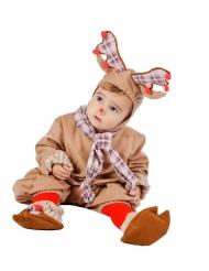 Disfraz reno de Navidad bebé