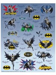 4 Plaquetas de pegatinas Batman™