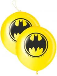 2 Globos punch-ball Batman™ 40 cm
