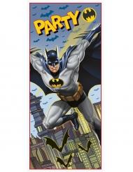 Decoración de puerta Batman™ 68.5 x 152 cm