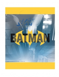 8 Bolsas de fiesta Batman™ 18 x 23 cm