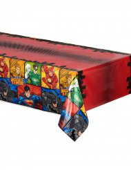Mantel plástico Justice League™ 137 x 213 cm