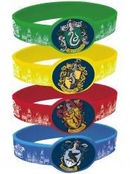 4 Brazaletes elásticos Harry Potter™
