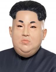 Máscara dictador coreano lujo adulto