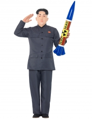 Disfraz dictador coreano adulto