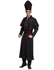 Disfraz monje de la noche adulto Halloween