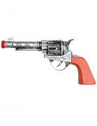 Pistola con sonido sherif 20 cm