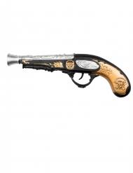 Pistola con sonido pirata 28 cm