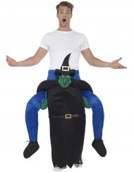 Disfraz hombre sobre hombros adulto Halloween